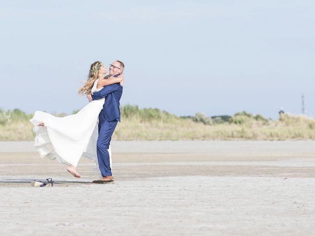 Le mariage de Fabienne et Jean Christophe