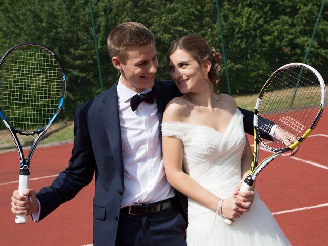 Le mariage de Thomas et Aline à Vouvray, Indre-et-Loire 2