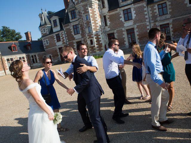 Le mariage de Thomas et Aline à Vouvray, Indre-et-Loire 7