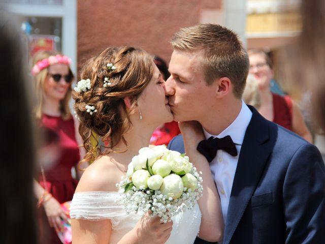 Le mariage de Aline et Thomas