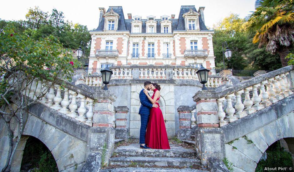 Le mariage de Aubin et Marie à Tours, Indre-et-Loire