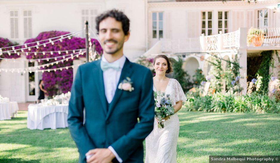 Le mariage de Demis et Julie à Cannes, Alpes-Maritimes