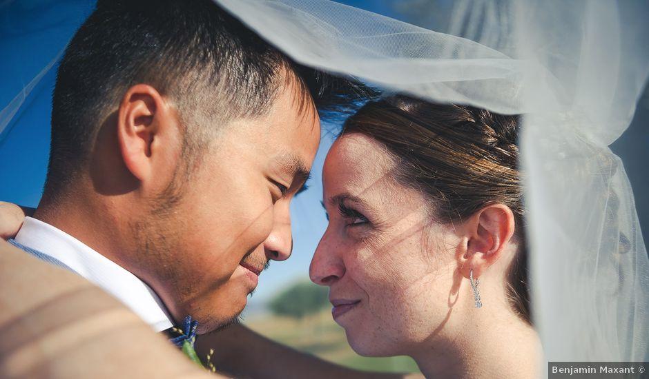 Le mariage de Philippe et Christelle à Manosque, Alpes-de-Haute-Provence