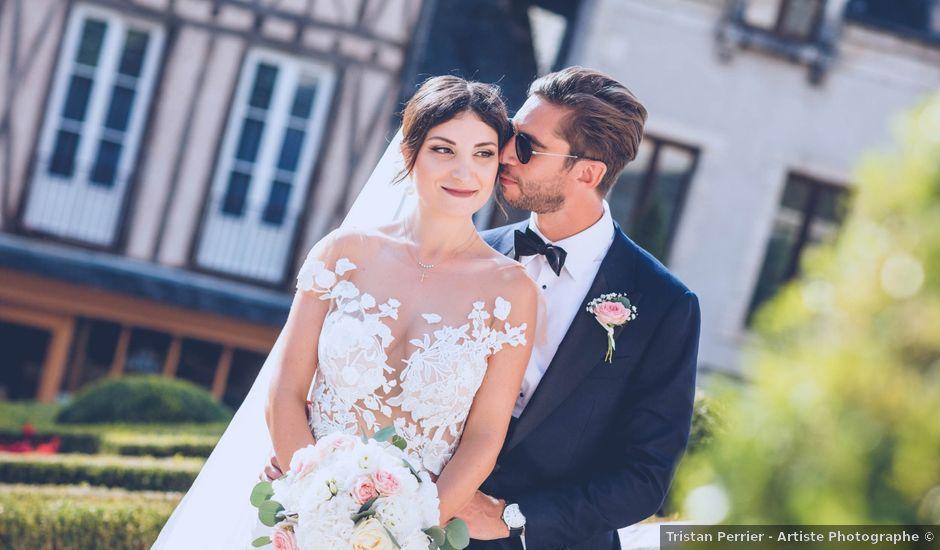 Le mariage de Antoine et Marie à Terrasson-Lavilledieu, Dordogne