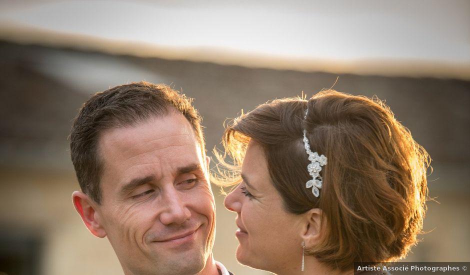 Le mariage de Sebastien et Marlene à Moulon, Gironde