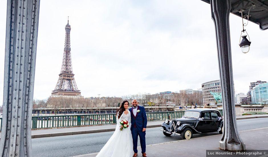 Le mariage de Chouky et Sabrina à Santeny, Val-de-Marne