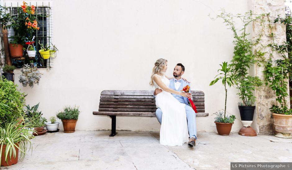 Le mariage de Loïc et Alice à Menton, Alpes-Maritimes