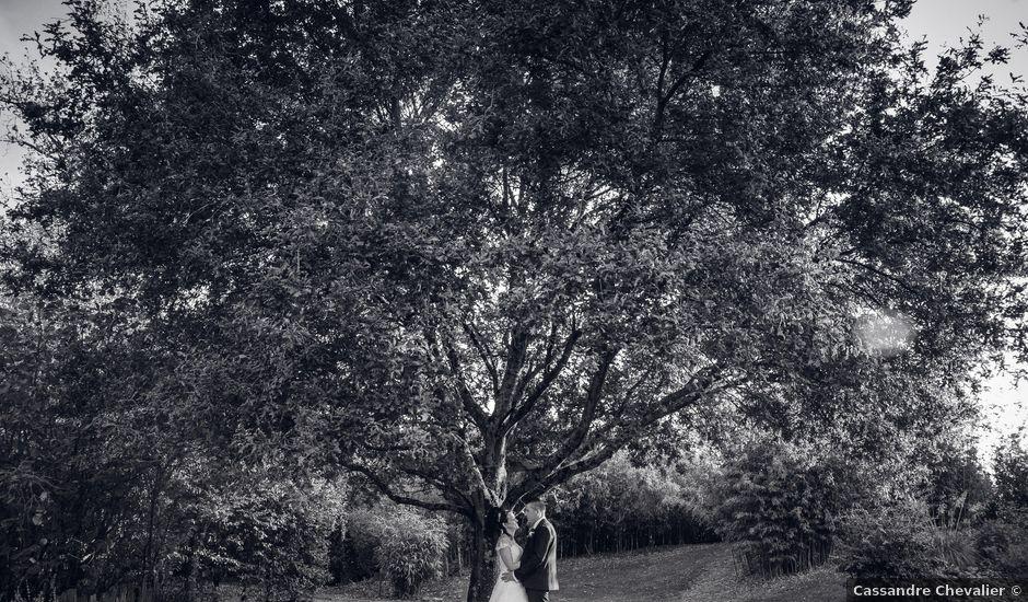 Le mariage de Fabien et Audrey à Nozay, Loire Atlantique