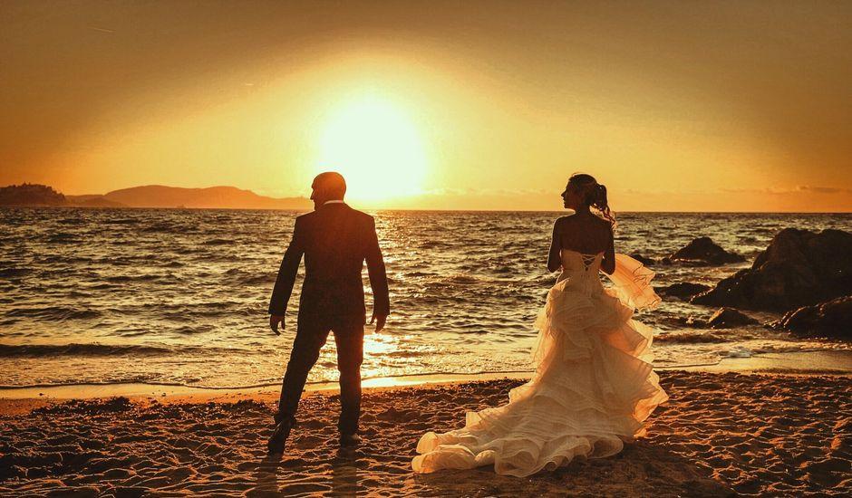 Le mariage de Marc  et Katia à Lumio, Corse