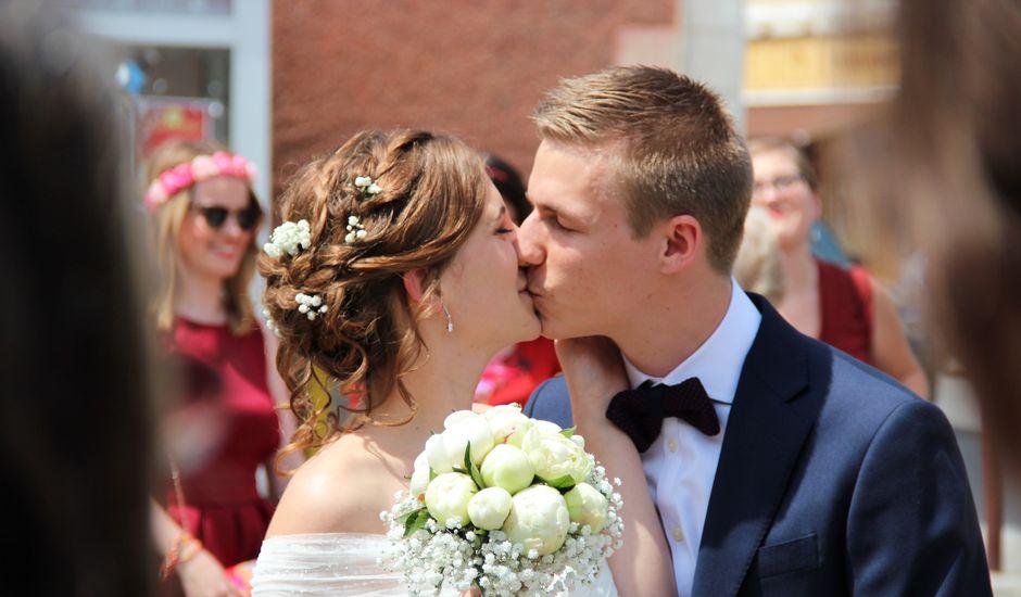 Le mariage de Thomas et Aline à Vouvray, Indre-et-Loire
