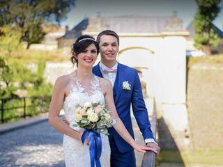 Le mariage de Anaïs et Laurent