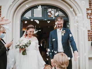 Le mariage de Ambre et Cédric