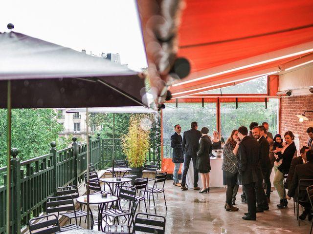 Le mariage de David et Khanh à Paris, Paris 11