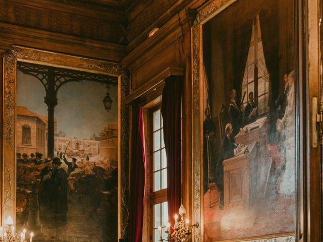 Le mariage de David et Khanh à Paris, Paris 1