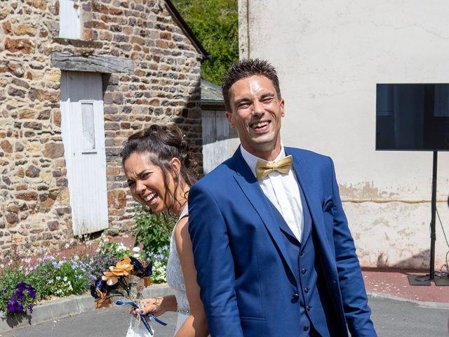 Le mariage de Jordan et Héloïse à Saint-Martin-de-Sallen, Calvados 3