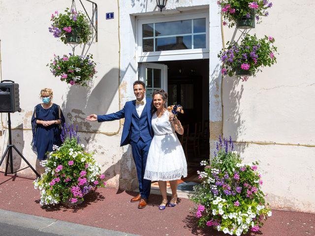 Le mariage de Jordan et Héloïse à Saint-Martin-de-Sallen, Calvados 2