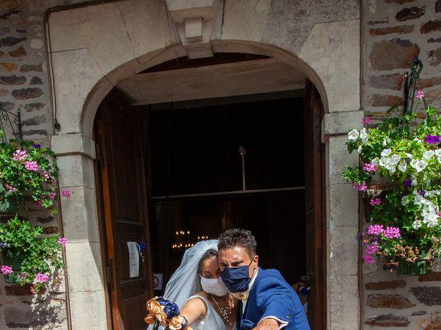 Le mariage de Jordan et Héloïse à Saint-Martin-de-Sallen, Calvados 6