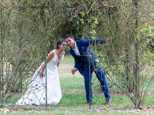 Le mariage de Jordan et Héloïse à Saint-Martin-de-Sallen, Calvados 10