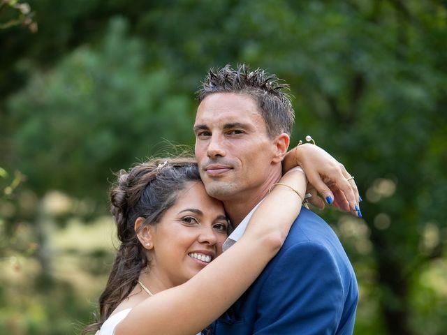 Le mariage de Jordan et Héloïse à Saint-Martin-de-Sallen, Calvados 11