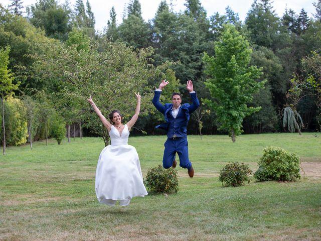 Le mariage de Jordan et Héloïse à Saint-Martin-de-Sallen, Calvados 12