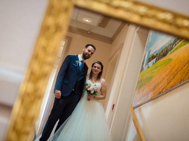 Le mariage de Christelle et Stéphane