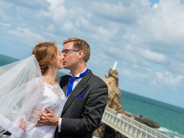 Le mariage de Philippe et Marie à Biarritz, Pyrénées-Atlantiques 29