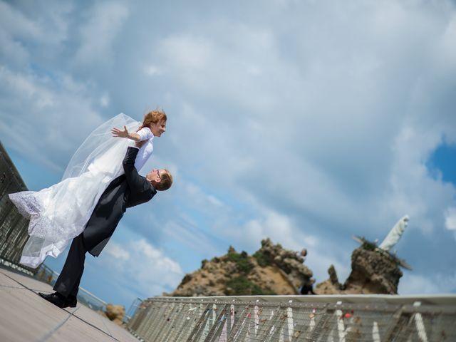 Le mariage de Philippe et Marie à Biarritz, Pyrénées-Atlantiques 31