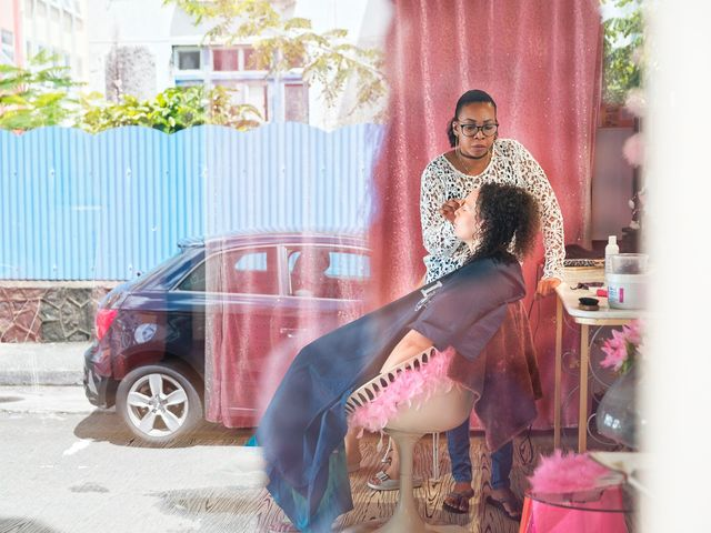 Le mariage de Loïc et Emeline à Fort-de-France, Martinique 6
