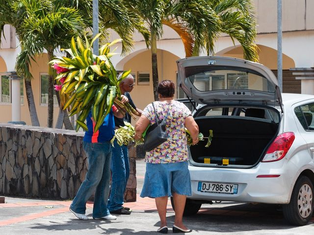 Le mariage de Loïc et Emeline à Fort-de-France, Martinique 21