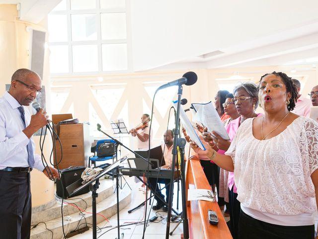 Le mariage de Loïc et Emeline à Fort-de-France, Martinique 23