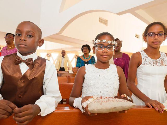 Le mariage de Loïc et Emeline à Fort-de-France, Martinique 25