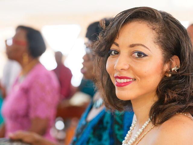 Le mariage de Loïc et Emeline à Fort-de-France, Martinique 36