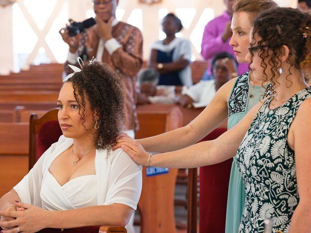 Le mariage de Loïc et Emeline à Fort-de-France, Martinique 54