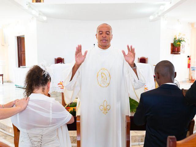 Le mariage de Loïc et Emeline à Fort-de-France, Martinique 56