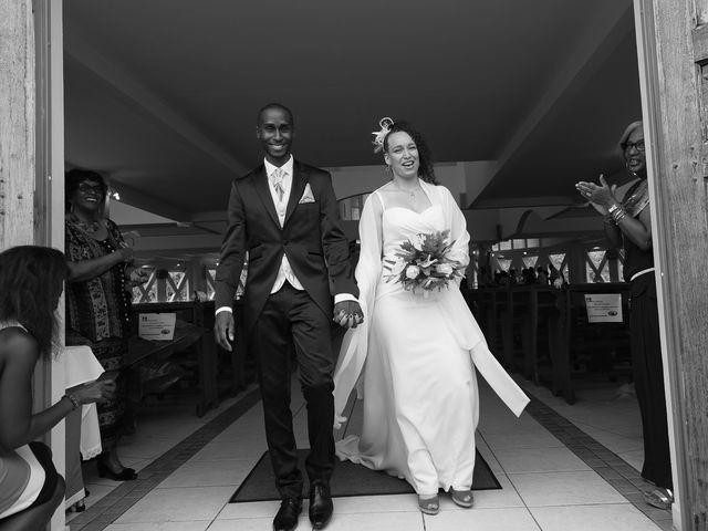 Le mariage de Loïc et Emeline à Fort-de-France, Martinique 59