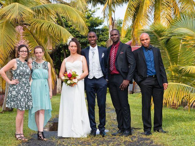 Le mariage de Loïc et Emeline à Fort-de-France, Martinique 62