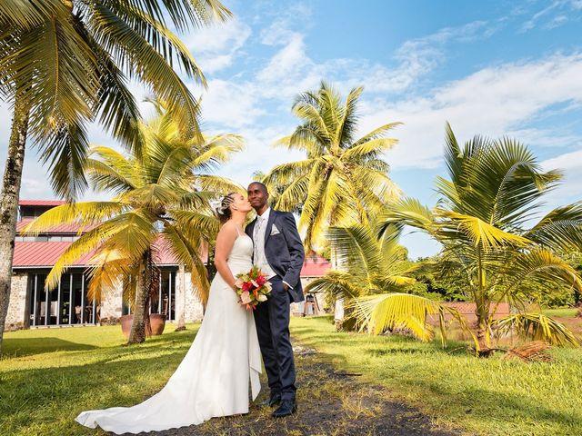 Le mariage de Loïc et Emeline à Fort-de-France, Martinique 63