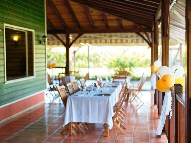 Le mariage de Loïc et Emeline à Fort-de-France, Martinique 65