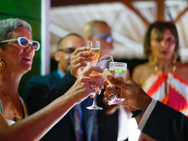 Le mariage de Loïc et Emeline à Fort-de-France, Martinique 79