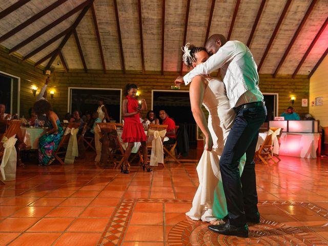Le mariage de Loïc et Emeline à Fort-de-France, Martinique 87