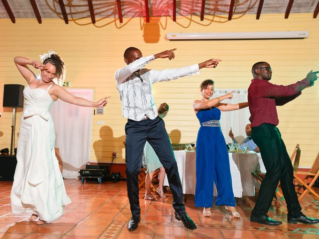 Le mariage de Loïc et Emeline à Fort-de-France, Martinique 88