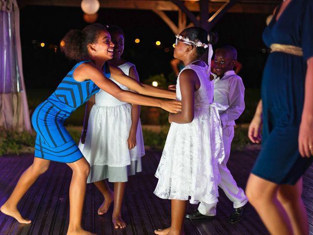 Le mariage de Loïc et Emeline à Fort-de-France, Martinique 92
