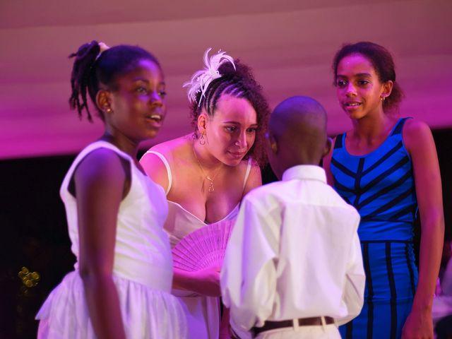 Le mariage de Loïc et Emeline à Fort-de-France, Martinique 105