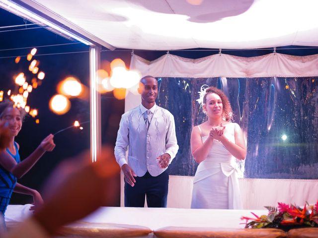 Le mariage de Loïc et Emeline à Fort-de-France, Martinique 119