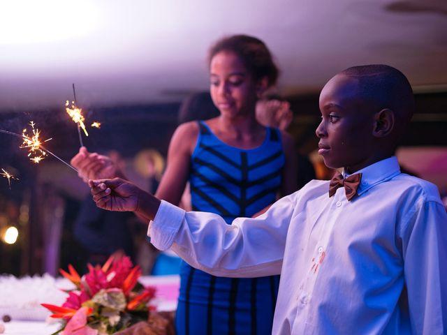 Le mariage de Loïc et Emeline à Fort-de-France, Martinique 122