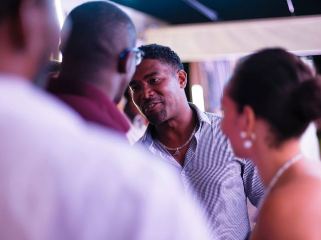 Le mariage de Loïc et Emeline à Fort-de-France, Martinique 123