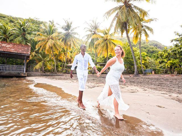 Le mariage de Loïc et Emeline à Fort-de-France, Martinique 132