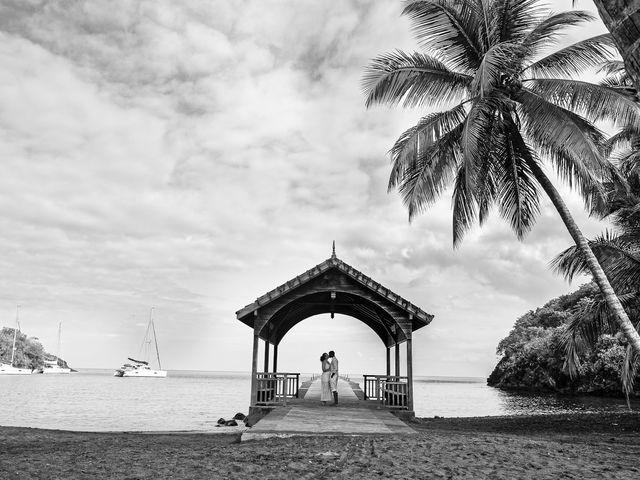 Le mariage de Loïc et Emeline à Fort-de-France, Martinique 133