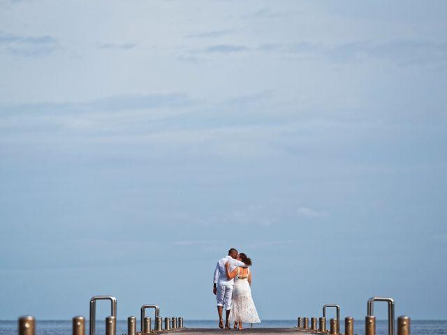 Le mariage de Loïc et Emeline à Fort-de-France, Martinique 136