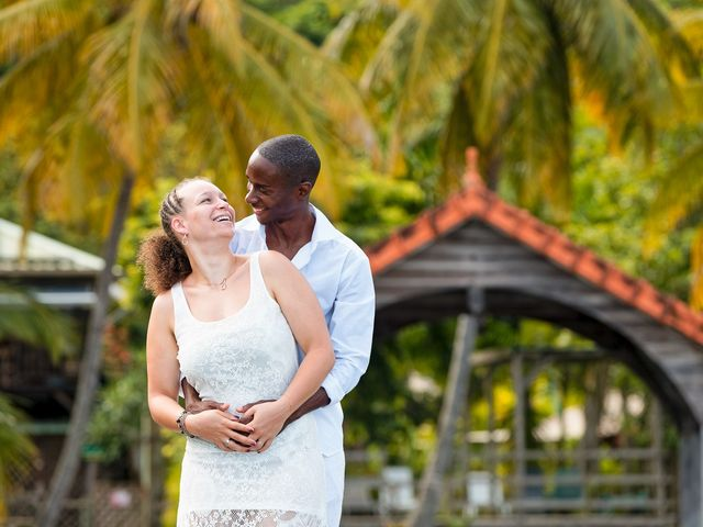 Le mariage de Loïc et Emeline à Fort-de-France, Martinique 138